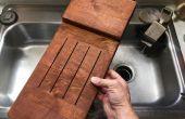 Piedra de afilar cuchillo afilador titular Thingie