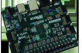 Interfaz el controlador AXI TFT con la IP de MIG y usarlo a pantalla utilizando el puerto VGA en la placa DDR Nexys4