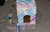 Diseñador de cubiertas caja gatito