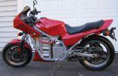 Cómo construir una motocicleta eléctrica de 72 voltios