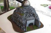 Construir Mini guerra juego Bunker Hill - gratis