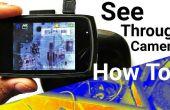 Hacer básica infrarrojo cámara termográfica de para barato! Convertir cualquier cámara a cámara térmica infrarroja