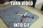 Convertir Video en GIF y control es velocidad