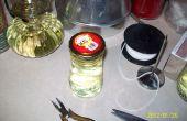 ¿GRATIS aceite de las lámparas con aceite de cocina usado como aditivo para combustible de la lámpara
