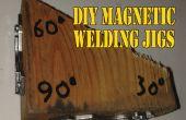Posicionadores de soldadura magnéticas DIY