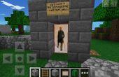 Cómo hacer un guardaespaldas en minecraft!
