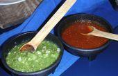 Usando mi teoría del tazón de fuente de Salsa para mejorar su vida y posición social!