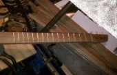 (CBG) Cigar Box Guitar... Desgaste