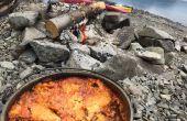 Lasaña mexicana de horno holandés
