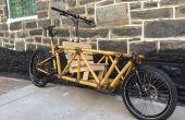 Bicicleta de carga de bambú (Tiki Bike) - actualizado 01/12/2015