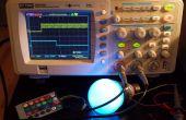 Ingeniería inversa: Bombilla de LED RGB con mando a distancia IR