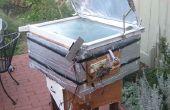 Horno Solar inteligente programable