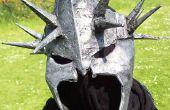 Rey de la bruja de Angmar traje