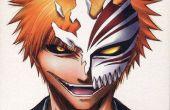 Fractura máscara Hollow de Ichigo