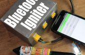 Encendedor de fuegos artificiales de Bluetooth remoto