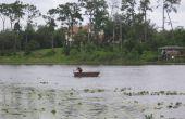 Construir su propio PVC Johnboat por tiempo y costo mínimo.