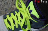 Cómo arreglar zapatos desgastados de encaje