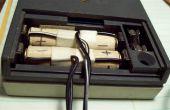 Hacer un conector de alimentación de batería sustituto