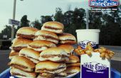 White Castle hamburguesas en casa!