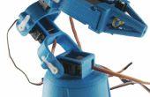 Hacer su propio brazo de Robot 3D impreso