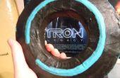 Cómo hacer una hélice de disco identidad (Tron: Legacy)