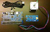 Cómo controlar un motor paso a paso con un FPGA