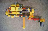 Arma de Gatling K'nex