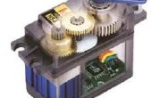 Control de Motor servo utilizando el Microcontroller PIC16F877A