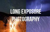 Fotografía de larga exposición (Super facil)
