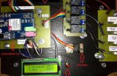 Sistema domótico con Arduino y GSM SIM900 módulo