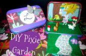 Pequeño jardín de Pixie