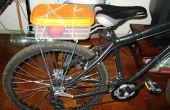 Guardabarros de bicicleta ecológica