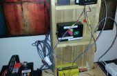 Instalación solar de 12 voltios DC