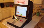 Cómo construir una sala de juegos de Nintendo