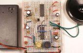 Misteriosos sonidos con temporizador 555