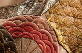 Estilo japonés-E-Textiles