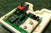 3D modelado controlador Basic stamp Junta de educación