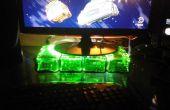 Jagermeister mod: USB de koob alimentado soporte para monitor LED