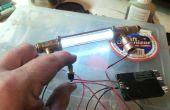 Introducción a hacer un SteamPunk luz tubo Estados Unidos versión 2.0