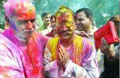 Un festival de Holi americano: Cómo tener un cumpleaños barato, divertido y creativo