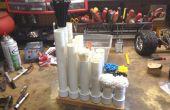 Sistema de organización de PVC Zip Tie