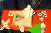 Titular de la tarjeta de dinero regalo - ventana