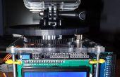 Panorámica de lapso de tiempo de Arduino DIY para GoPro