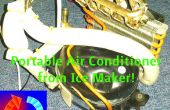 R134a DIY acondicionador de aire portátil!