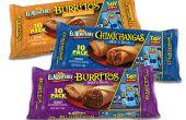 Cómo microondas Burritos
