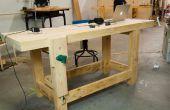 Construir su propia mesa de trabajo de estilo de Roubo. (Proyecto Introducción y selección de maderas)