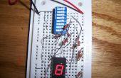 TOD: Intro ROM de matriz de diodos (display de 7 segmentos)