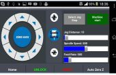 Control CNC Android con GRBL