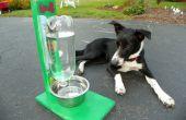 El Awesomest más fácil el depósito de agua para perros y gatos!