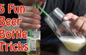 5 cerveza botella trucos que debes saber!